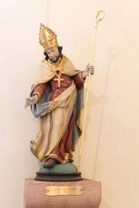Nicolas de Myre, Saint-Nicolas