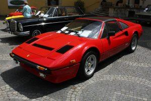 Ferrari dans Magnum